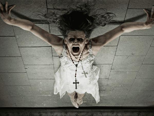 Экзорцизм - изгнание бесов