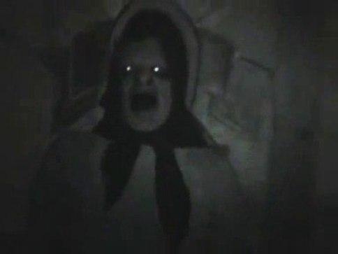бабка призрак