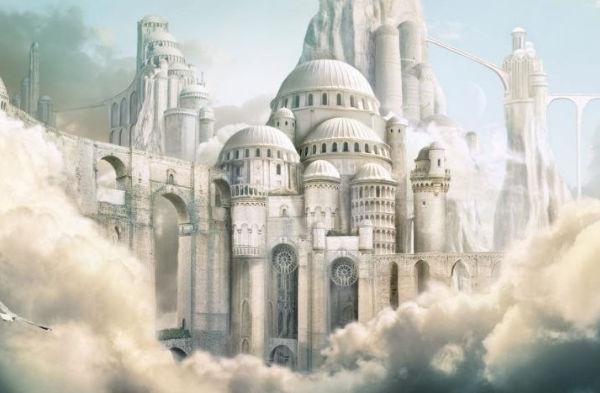 Серебряный город
