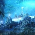 затонувший город Кер-Ис