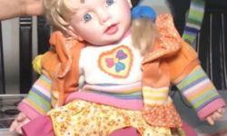 кукла-монстр