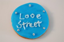 Looe Street Detectives Cookie