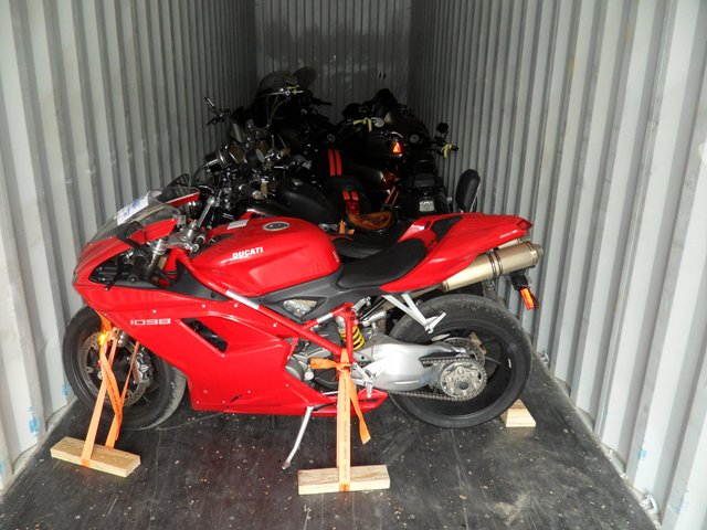 motorcycles-in-container