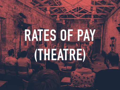 Rates of Pay (Theatre)