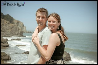 China Beach Wedding Photos