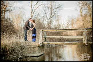 Hines Park Maternity Session Northville Michigan Photos by Miss Ann