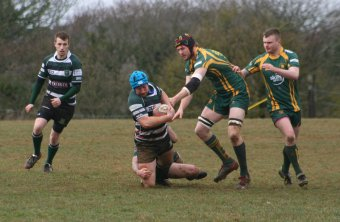 OLD RIVALS: Plymstock Albion Oaks and Plymouth Argaum clash this weekend