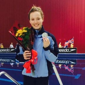 Plymouth's Lobb wins Britain's first individual medal at European Juniors