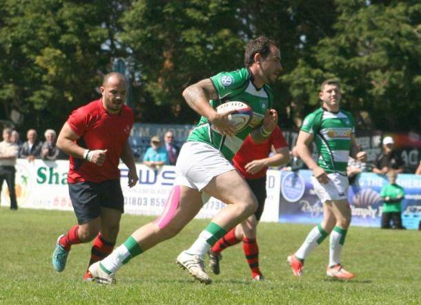 Lewis Paterson Devon