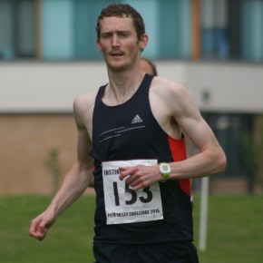 Johnny Gilby storms to victory in Plym Valley Challenge
