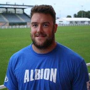 Penman's return is a 'real bonus', says Albion boss Dawe