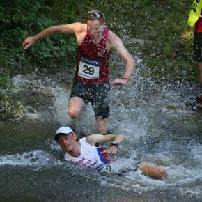 GALLERY: Tavistock's Barkell wins Autumn Trail run at Newnham Park
