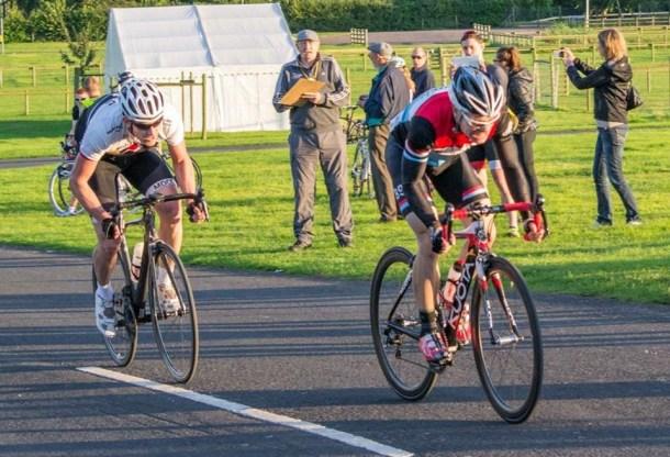 James Cartlidge takes 5th