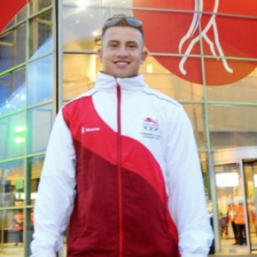 Webster 'incredibly proud' to be selected to compete at the Rio Olympics