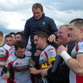 Albion end their season in style by running in six tries against champions Richmond