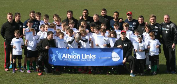 Albion's Easter coaching course