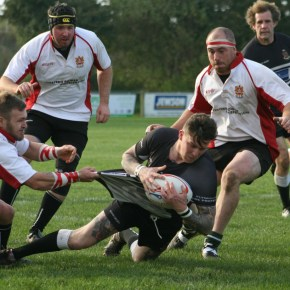 GALLERY: Old Techs keen to take positives out of narrow cup final defeat