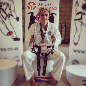 Plymouth Studio School pupils win national taekwondo titles in Crawley