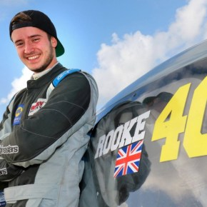 Devonian rallycross driver Rooke ready to make his mark at international level