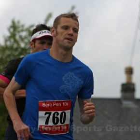 GALLERY: Plymouth's Rimmer storms to victory in Bere Pen 10k