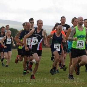 GALLERY: Pictures from Plymouth Harriers' Six Moor Miles race