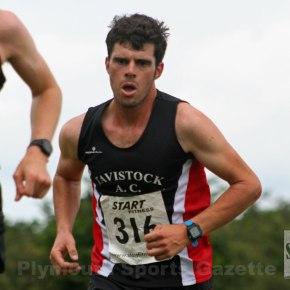 Tavistock's Neale finishes strongly to win Six Moor Mile race on Dartmoor