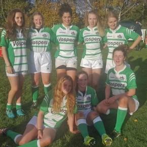 Devonport Services girls impress for Devon against Gloucestershire