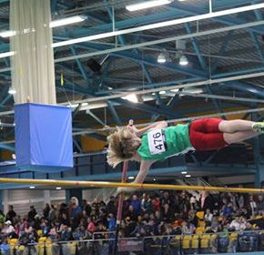 ATHLETICS: City of Plymouth's Jones reaches new heights at Cardiff's Christmas Grand Prix
