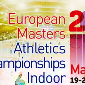 Plymouth athlete Edwards reached European Masters Indoor Champs final
