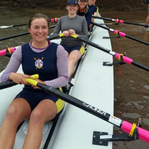 Mayflower Offshore Rowing Club enjoy successful Breakwater Bash Regatta