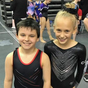 Young City of Plymouth trampolining duo impress at British Championships in Birmingham