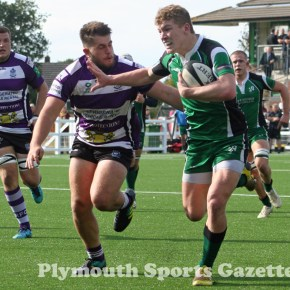 RUGBY REPORTS: Unbeaten Ivybridge turn on the style second half to see off Exmouth