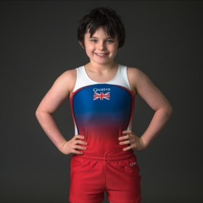 City trampolining star Piper hoping for more success at this weekend's British Champs