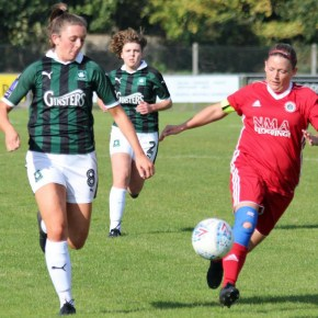 Argyle Ladies look to end Coventry's unbeaten start to the season