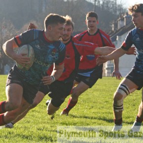 GALLERY: Rugby clubs enjoy festive run-outs