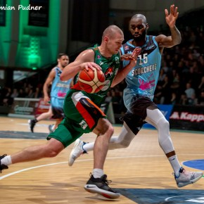 Raiders continue hot form to see off Scorchers at the Pavilions
