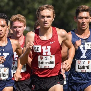 Battershill and Tank impress at NCAA regional championships in America