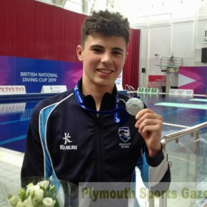 Plymouth divers picked up medals at Scottish National and Open Championships