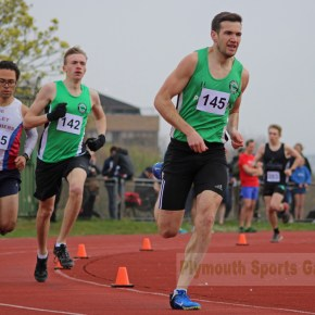 Smith and Ryder among the athletes to impress at BMC meeting in Exeter