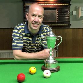 Plymouth billiards stars preparing for trip to Australia for World Championships