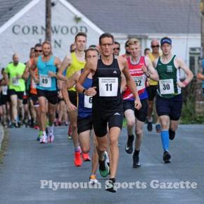 GALLERY: In-form teenager Yearling claims victory at Cornwood 10k