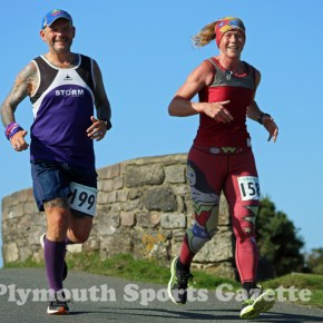 GALLERY: Pictures from the first day of the Plym Trail Summer Marathon Weekend