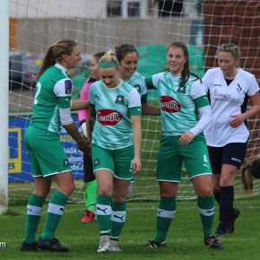 Holders Argyle Ladies ease into the semi-finals of the Devon Senior Cup