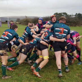 RUGBY REPORTS: Vital home wins for Ivybridge, Saltash, Tavistock, Sarries, Techs and Argaum