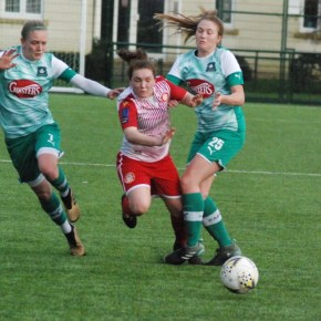 Argyle reach semi-finals of National League Plate with stuttering win over Stevenage