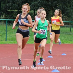 City of Plymouth duo set personal bests to make their mark on UK rankings