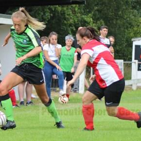 GALLERY: Argyle Ladies edge out Callington in latest pre-season match