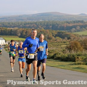 GALLERY: Pictures from the second day of the 2020 Plym Trail Autumn Marathon Weekend