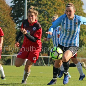 WOMEN'S FOOTBALL: FA Cup disappointment for Marine Academy and Callington
