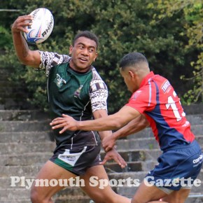 GALLERY: Plymouth Fiji impress at Devonport Services' sevens event